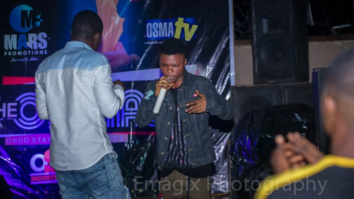 THE GOOD, THE BETTER AND THE BEST AT OSMA INDUSTRY NITE, CHAPTER 3 (OKITIPUPA INVASION)