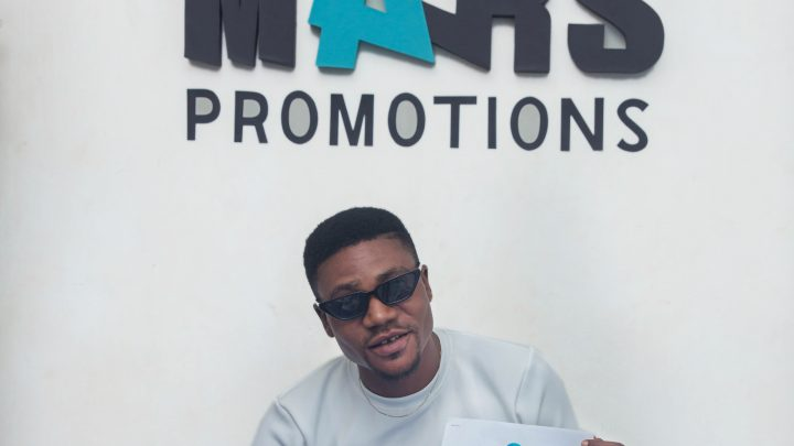 Port Harcourt Based Artiste, Toni Morntanah Signs Under Mars Promotions Management
