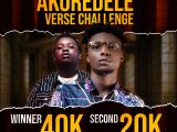 "Richprince presents ""Akoredele Verse Challenge"" Winners to receive cash prizes"