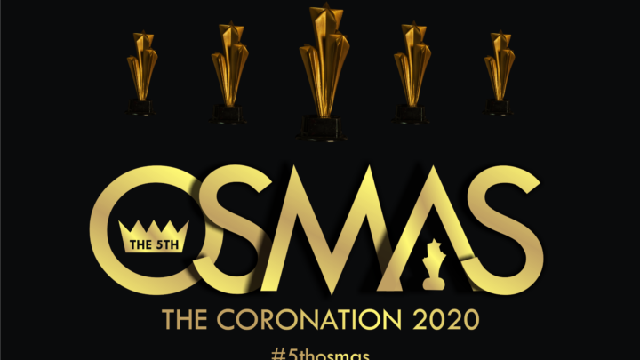 OSMA 2020 SONG SUBMISSION TO END BY 30TH OF JUNE